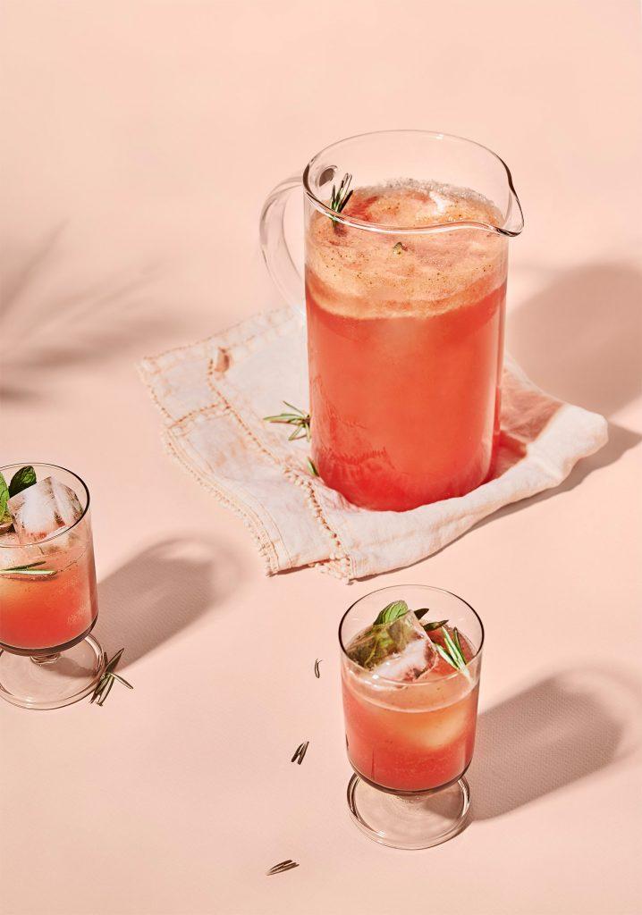 Watermelon & mint Mocktail