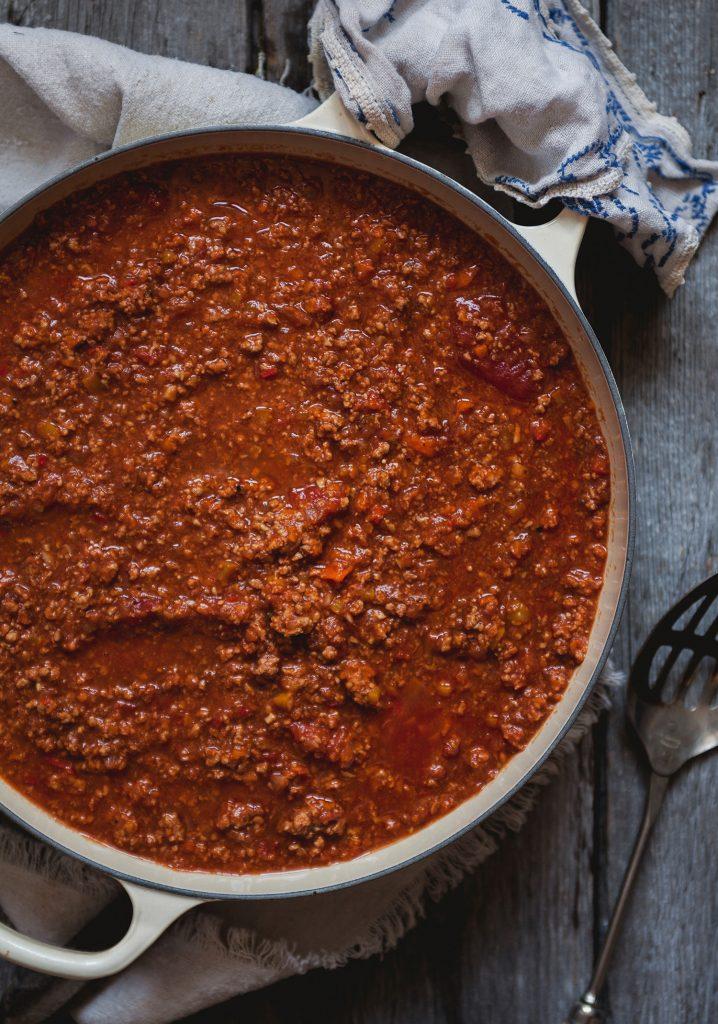 La sauce à spag de Marilou