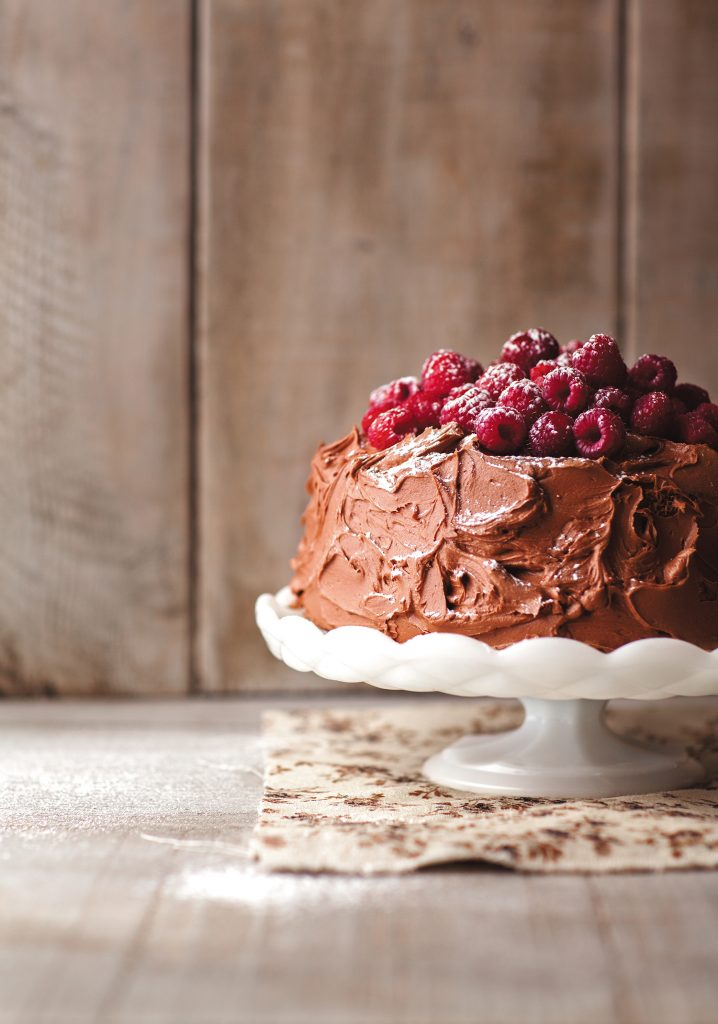 Le gâteau au chocolat de Marilou