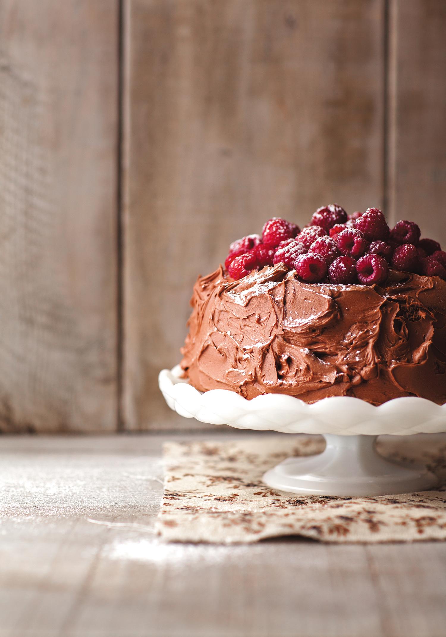 Le Gateau Au Chocolat De Marilou Trois Fois Par Jour