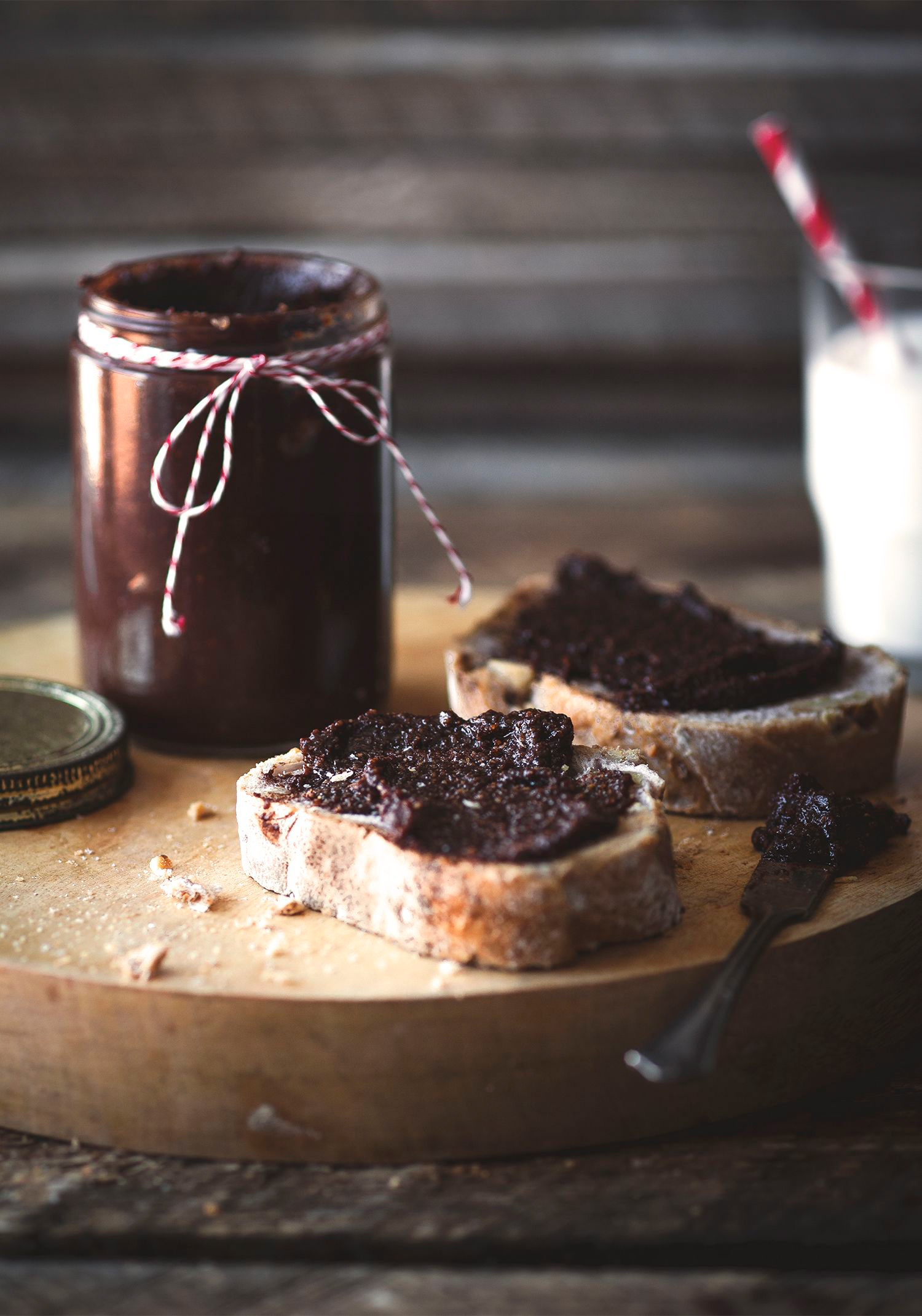 Nutella croustillant