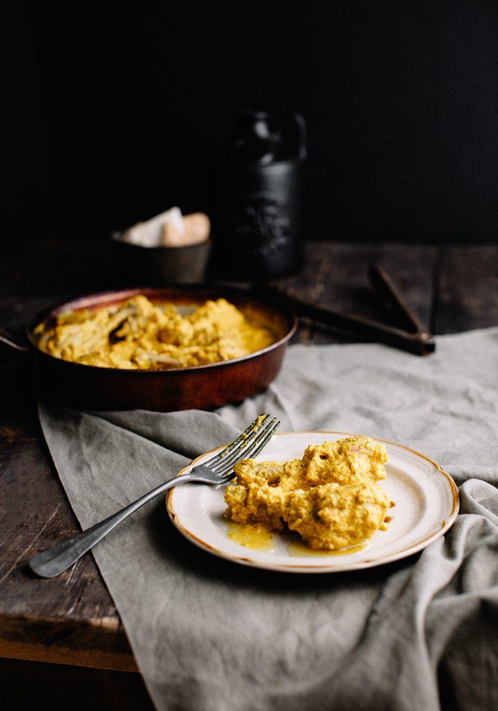 Pilons de poulet dorés (marinade au yogourt à l'indienne)