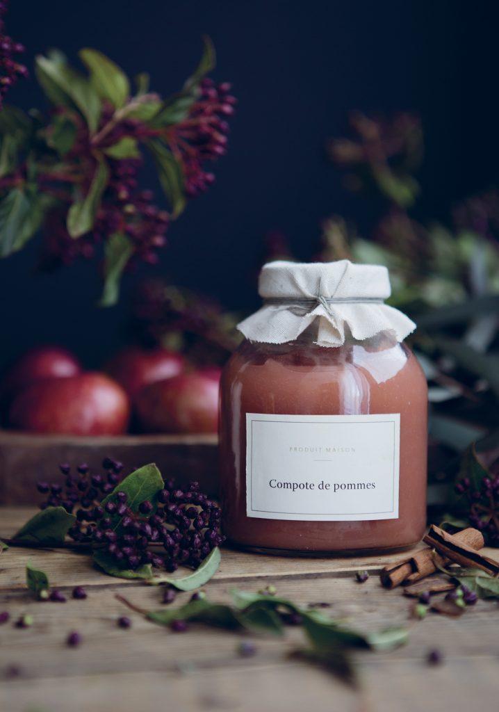 Compote de pommes trois fois par jour - Conserver de la compote maison ...