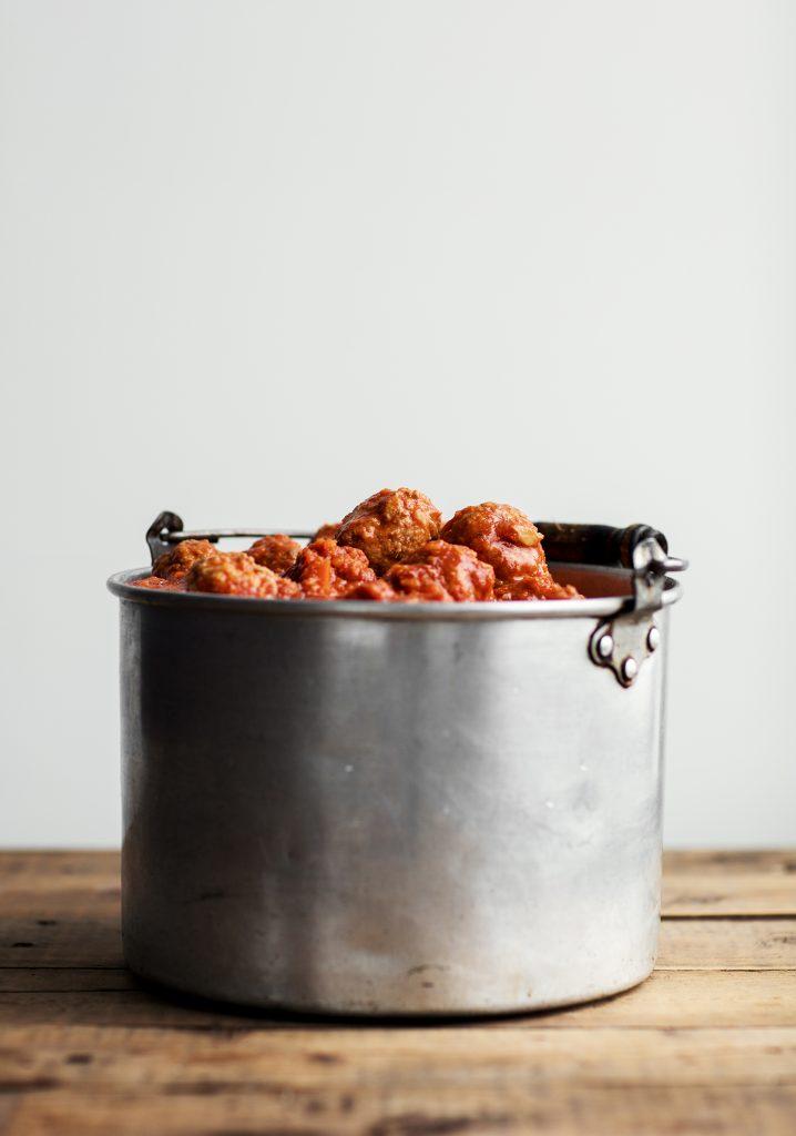 Meatball tomato sauce