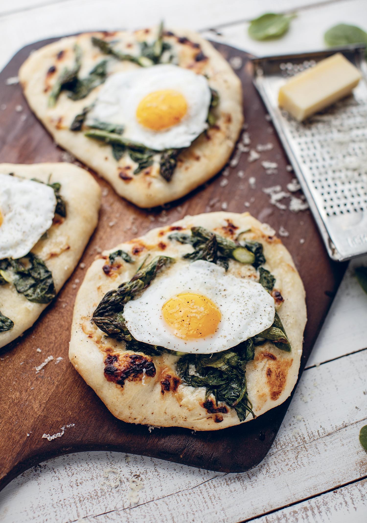 Pizza déjeuner
