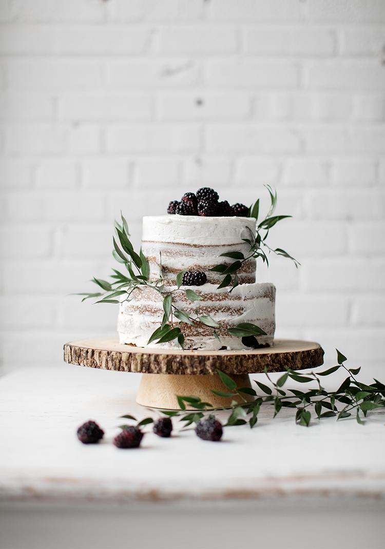 Le Parfait Naked Cake Trois Fois Par Jour