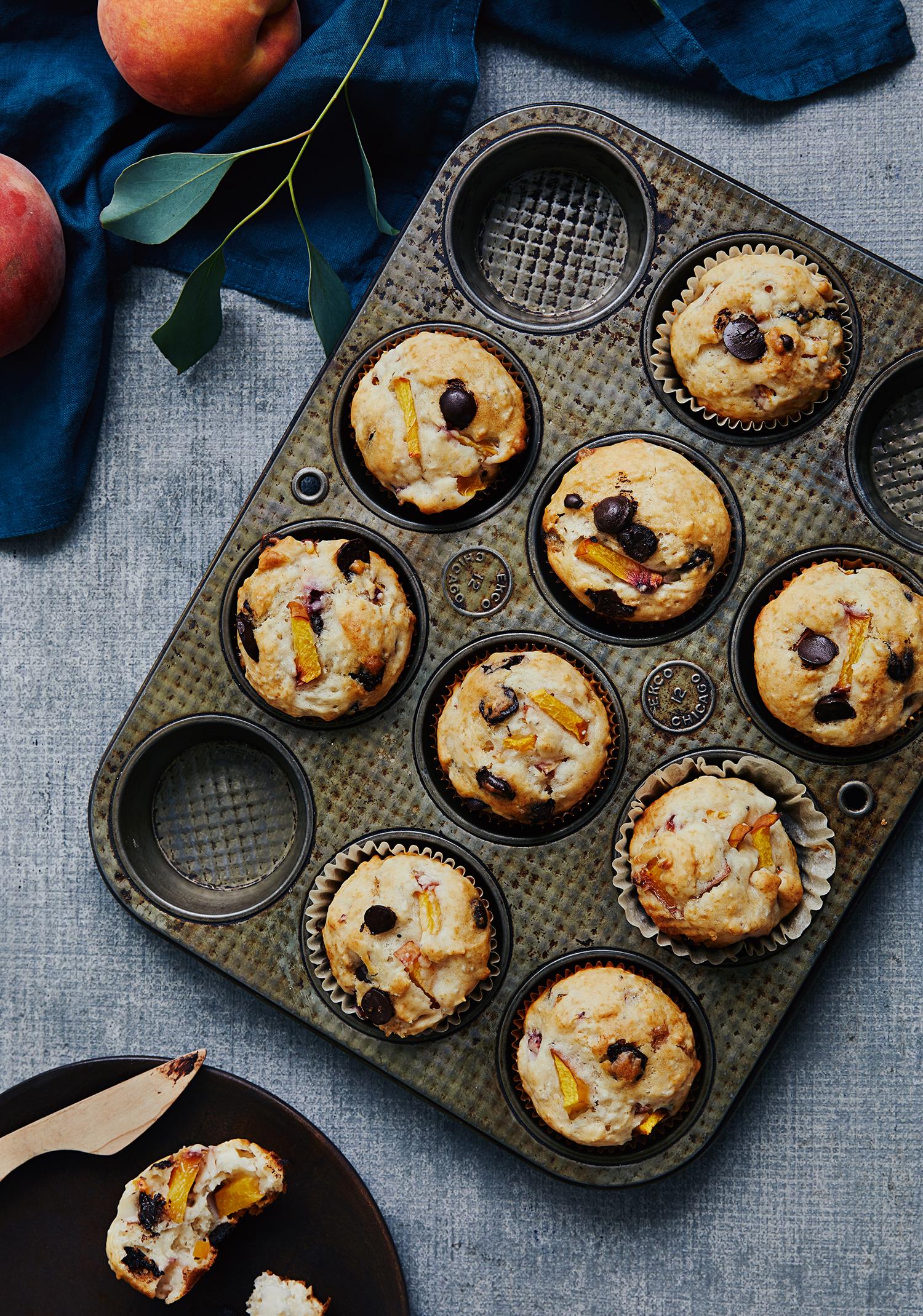 Muffins à personnaliser (sans oeufs)