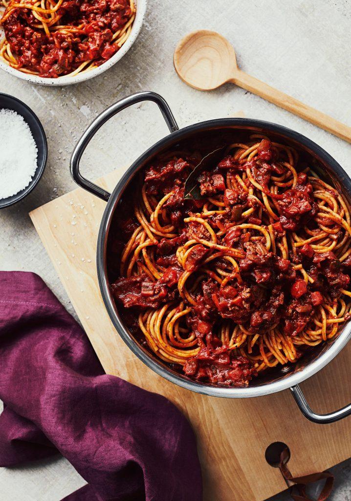 Sauce à spaghetti express de Marilou