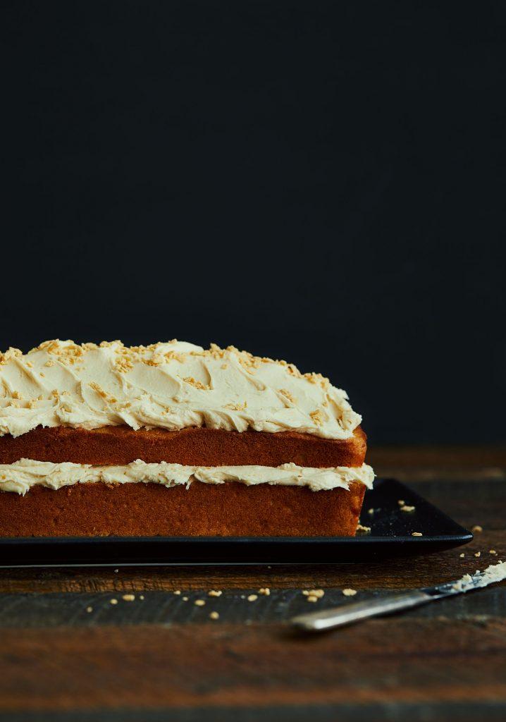 Gâteau à l'érable