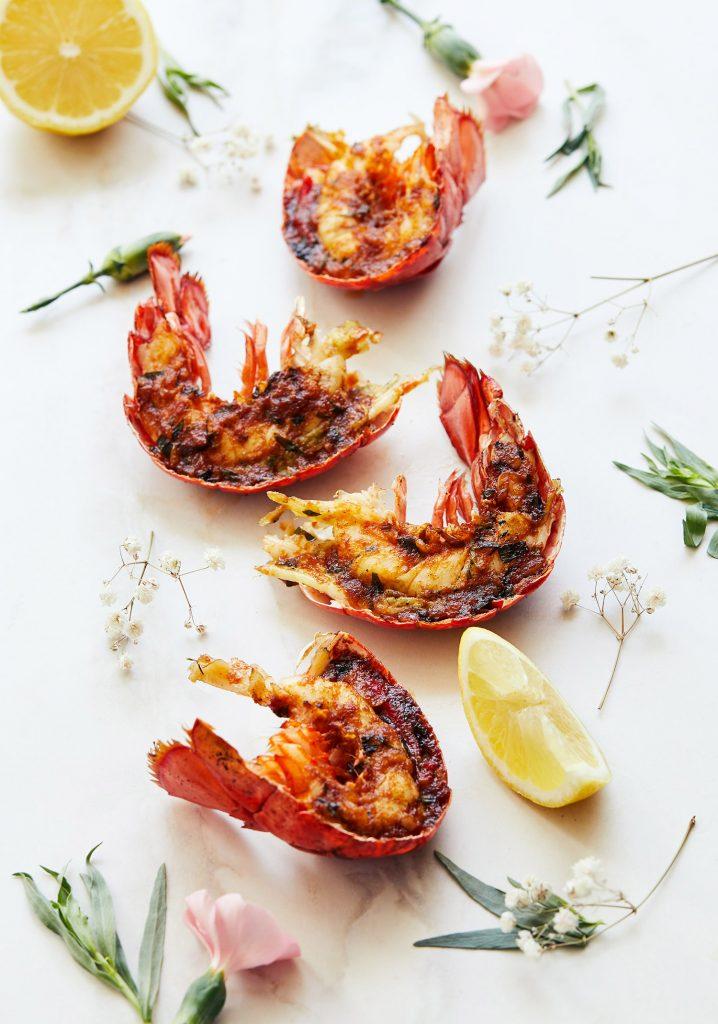 Beurre au barbecue & à l'estragon pour crustacés