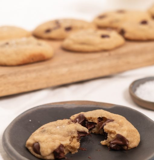 Biscuits Faciles Aux Deux Chocolats Trois Fois Par Jour