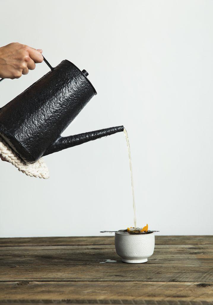 Thé noir à la cardamome & au zeste d'orange