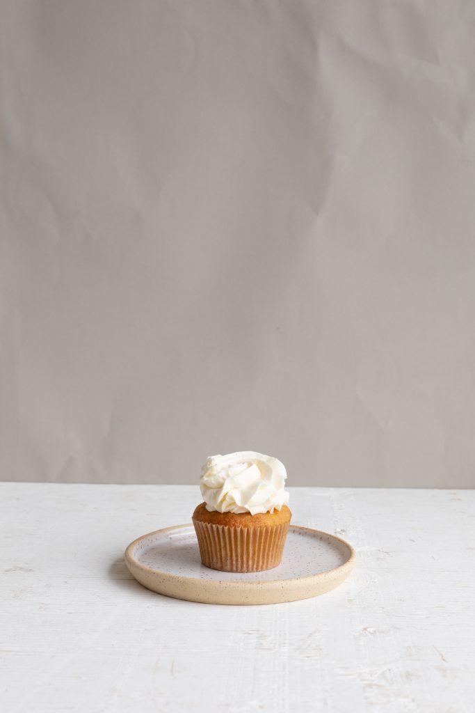 Glaçage à la vanille