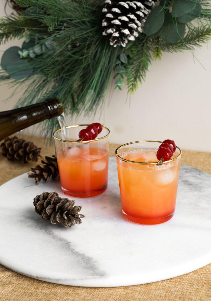 Mocktail de célébration
