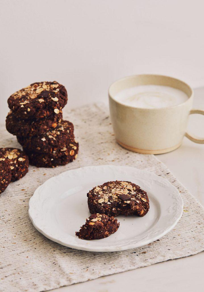 Biscuits déjeuner au Müska Aphrodisiaque, au cacao & au beurre d'amande