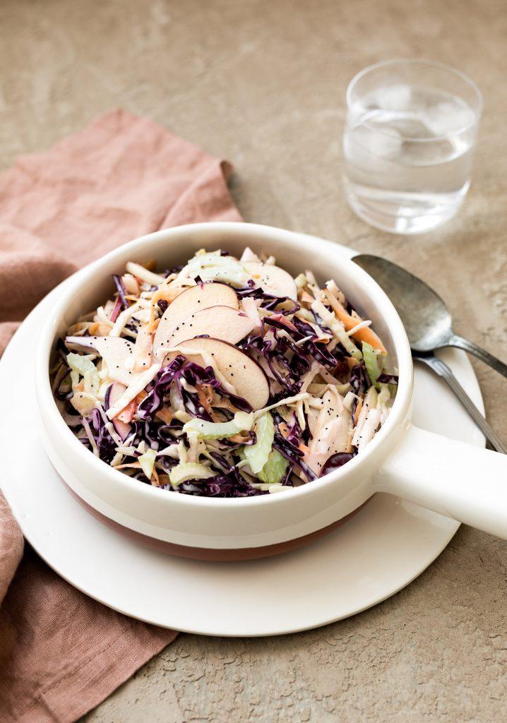 La salade de chou de Catou